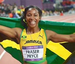 Fraser-Pryce opens season on winning note
