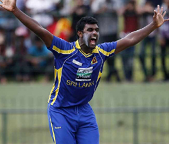 Perera inspires Sri Lanka to 3 runs win over Australia in 2nd T20