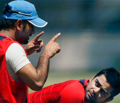 I want to learn about staying calm from Dhoni, says Virat Kohli
