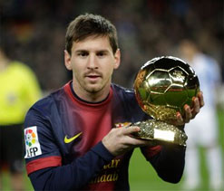 The only thing that matters is winning: Lionel Messi