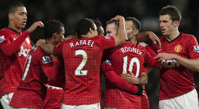 Manchester United are the first sports team to be valued in excess of USD 3 billion