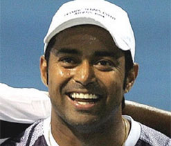 I will show rookie players the way, says Paes