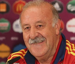 Spain can manage without Casillas: Del Bosque