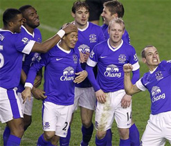 EPL: Everton beat Newcastle 2-1