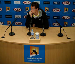 Murray says focusing on non-Grand Slams will help him to better realise goals