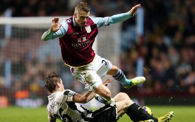 Newcastle United beat Aston Villa 2-1