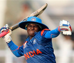 WWC 2013: Opener Kamini scores a ton as Indian eves score 284/6 vs WI