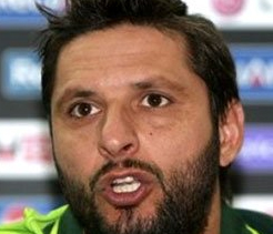 Stop trying to convince Bangladesh to tour Pakistan: Afridi