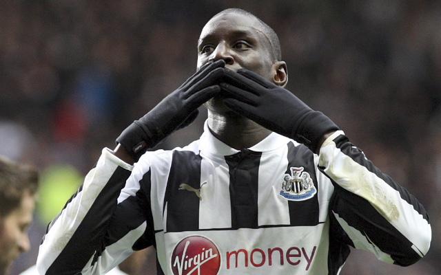 Chelsea complete signing of Demba Ba on three-and-a-half-year deal