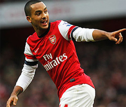 Walcott set to sign new Arsenal contract within weeks