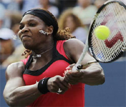 Serena wins Brisbane event in emphatic style