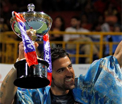 Tipsarevic clinches maiden Chennai Open title