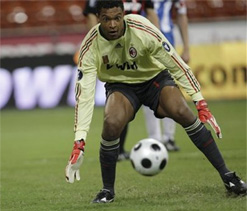 Dida best Brazilian goalkeeper of 21st century