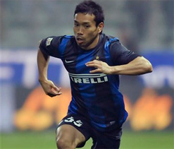 Nagatomo extends stay at Inter Milan