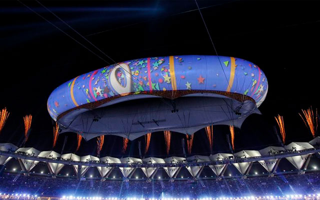 Sold: Rs 57-crore Commonwealth Games' aerostat to Goa for Re. 1