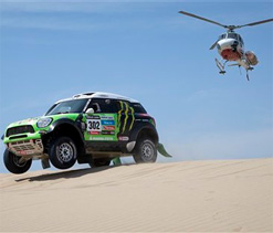 France, Spain, Argentina top Day Two of Dakar Rally