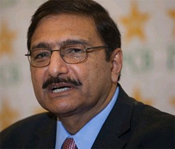 Pakistan is safe for international cricket: Zaka Ashraf