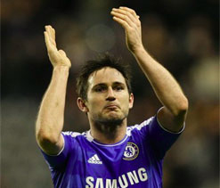 Agent says Lampard set to leave Chelsea at end of season