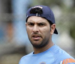 We have to play well in ODIs to avenge our Test losses: Yuvraj