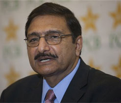 PCB chief maintains silence on future of Indo-Pak cricket