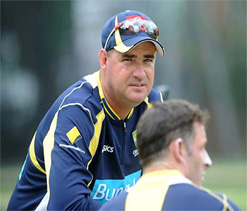Oz team keen on hiring batting coach prior to India tour