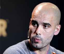 Pep Guardiola will return to coaching next season