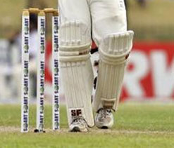 Services stun UP, enter Ranji semifinals