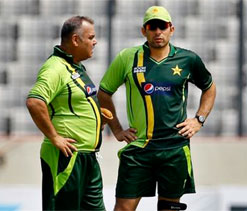 Dav Whatmore brought about a positive change: Misbah