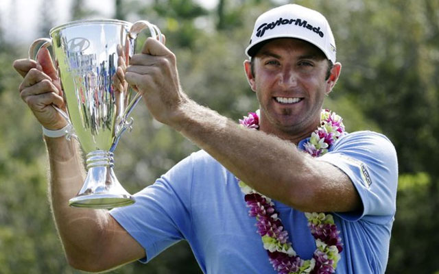 Dustin Johnson wins Tournament of Champions