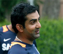 Shami Ahmed credits Akram, Gambhir for success in debut ODI