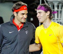 Overtaking Federer not my main goal, says Nadal