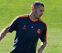 Karim Benzema hits out at