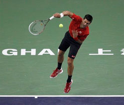 Federer out, Nadal and Djokovic in at Shanghai Masters