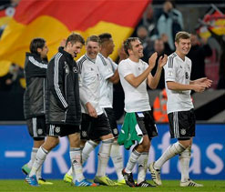 FIFA World Cup qualifiers: Pride at stake as Germans hunt revenge in Sweden