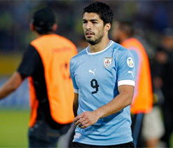 FIFA World Cup qualifiers: Uruguay resigned to World Cup playoff