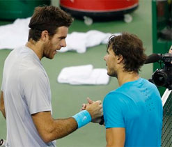 Nadal tips del Potro to win more Grand Slam titles