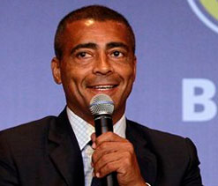 Romario calls on Brazilians to protest during World Cup