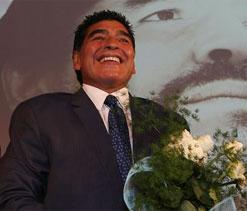 Maradona expresses desire to succeed Rafael Benitez as Napoli coach