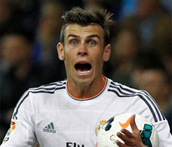 Gareth Bale out of Champions League clash with Copenhagen