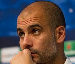 Pep Guardiola wary of dark horses Man City