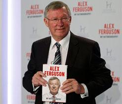 Alex Ferguson`s autobiography -- the best bits