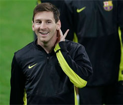 Lionel Messi, Mario Balotelli should be fit, coaches say