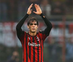 Kaka back to his best in Milan draw