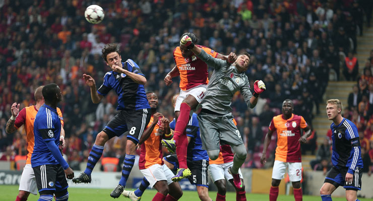 Didier Drogba on target as Galatasaray sweep past Copenhagen in Champions League
