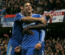Jose Mourinho indebted to Torres determination
