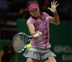 Age no barrier as Li Na hits new heights