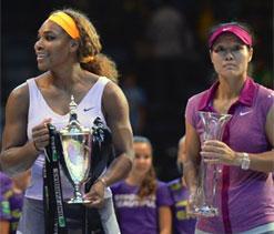 Coach says Li Na rose up to challenge against Serena