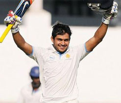 Aparajith, Pandey take South Zone to 213/2 vs West on Day 1