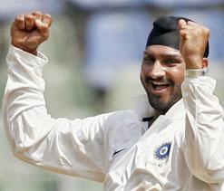 Good to have a nine-wicket haul: Harbhajan