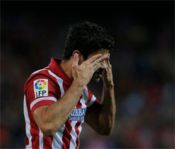 Diego Costa turning his back on World Cup dream: Scolari